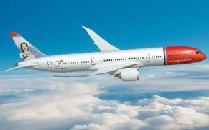 Norwegian tiene pedidas 21 unidades del B787-9.