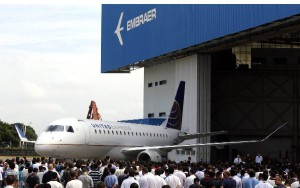Embraer está especializada en aviones de media capacidad.