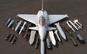 El Eurofighter trae problemas a Airbus.