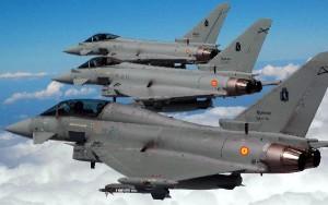 En las maniobras participarán diversas alas de combate.