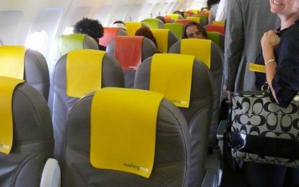 Los pasajeros y los TCP no experimentaron ninguna molestia.
