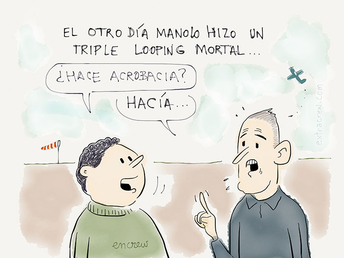 triple looping mortal