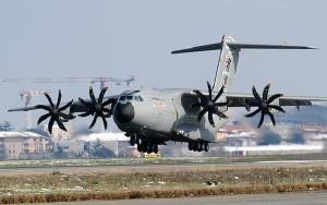 España rebaja la presencia incial del A400M en su ejército.