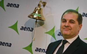 Vargas sacó a Aena a Bolsa, tras privatizar el 49% der su capital.