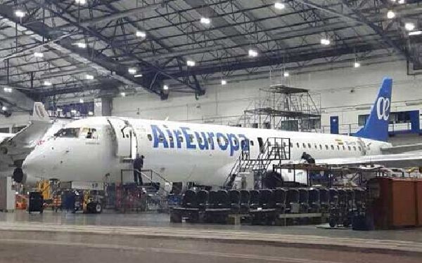 Air Europa afirma que desea encontrar vías de entenmdimiento.
