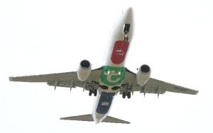 El suceso tuvo lugar poco antes del despegue del vuelo de Transavia a Amsterdam.