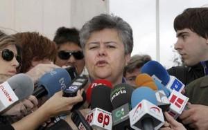 """Pilar Vera espera que con ésta comisión""""se rompa el axioma de las comisiones de investigación en España""""."""