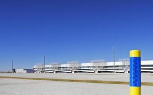 El nuevo aeropuerto internacional sigue vacío desde 2012.