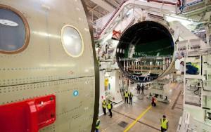 La fabricación de piezas destinadas a Airbus es uno de los motores principales de la ciudad madrileña.