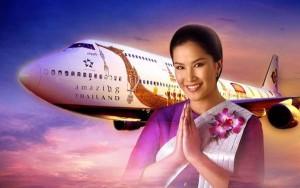 Los niveles de seguridad tailandeses no se corresponden al parecer con el proverbial trato refinado a bordo.