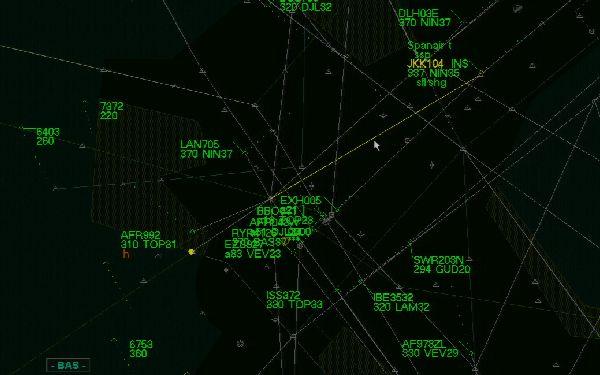 La renovación permitirá un control ATC más eficiente.