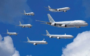 Airbus estará presente en Singapur con sus últimas novedades.