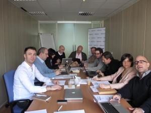 Reunión mensual. Marzo 2011
