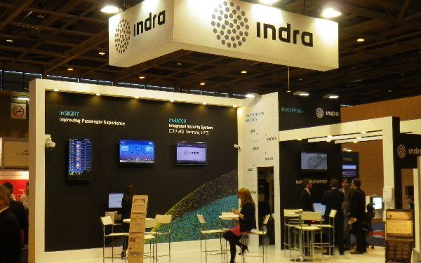 Indra tiene una amplia proyección en Europa.