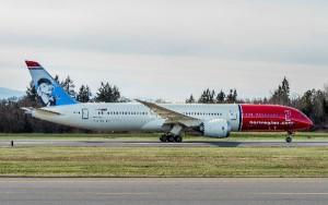 """Un nuevo """"Dreamliner"""" ha pasado a engrosar las filas de Norwegian"""