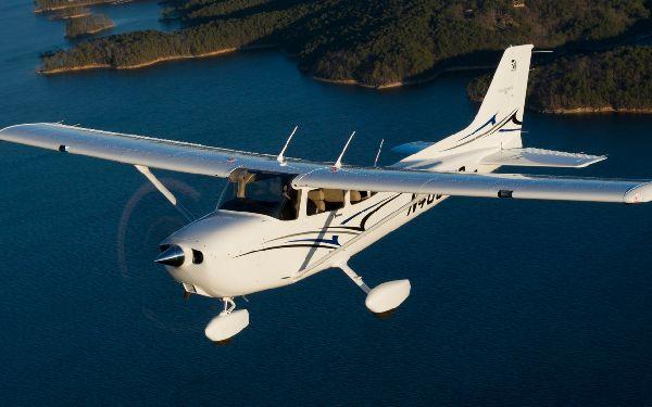 El avión desaparecido es un Cessna 172.