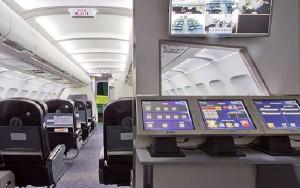 El centro dispone de completos simuladores para la formación.