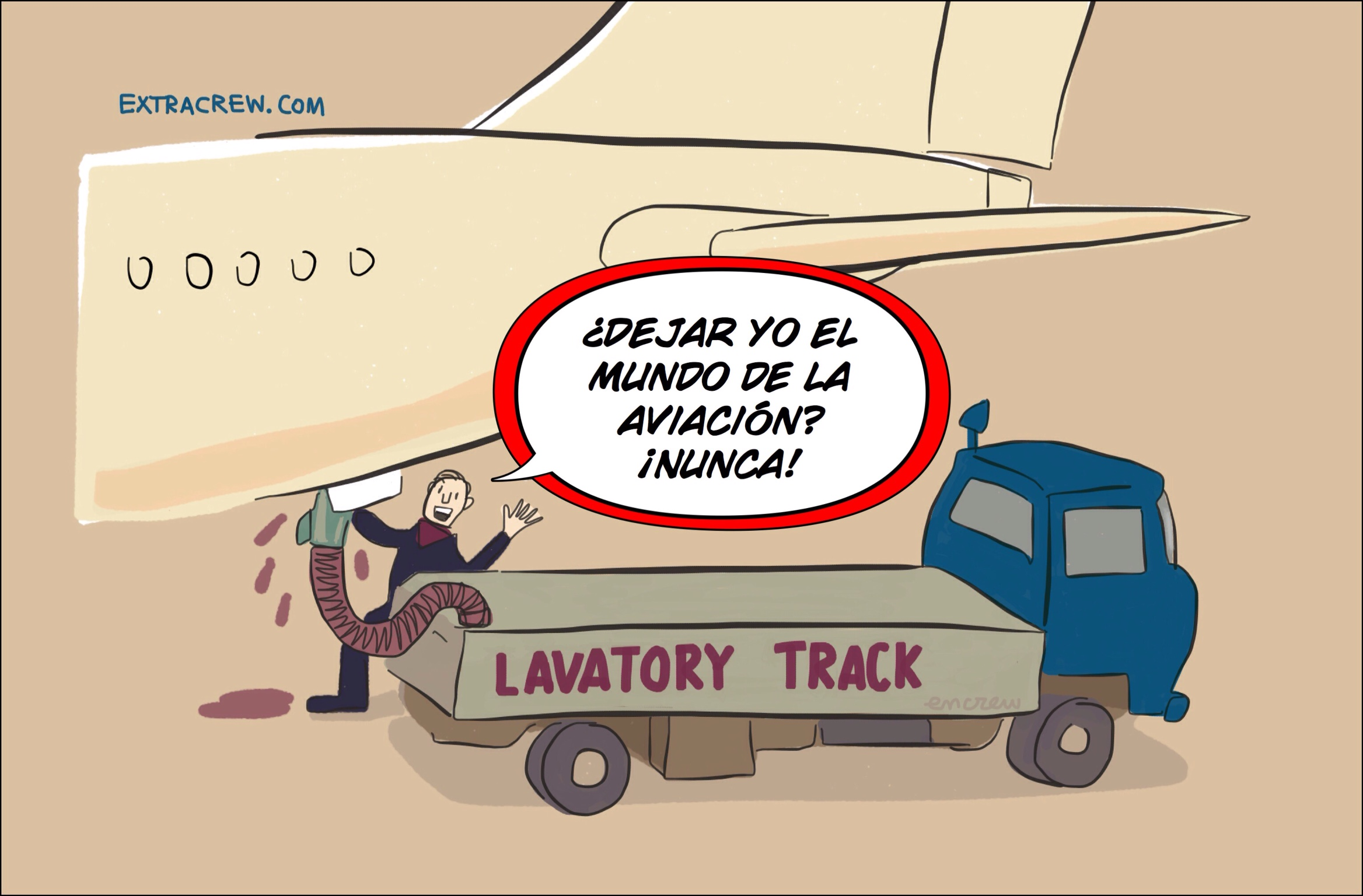 lavatory-track