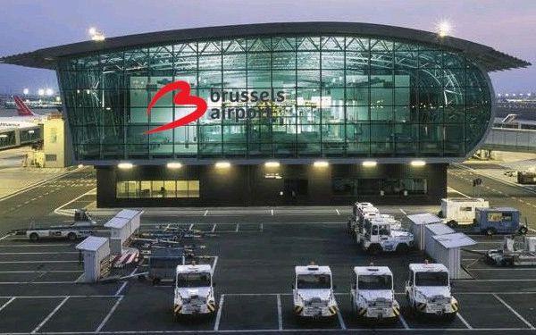 Resultado de imagen de El Aeropuerto de Bruselas
