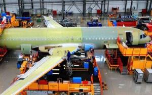 Airbus inauguró su factoría china en 2016.