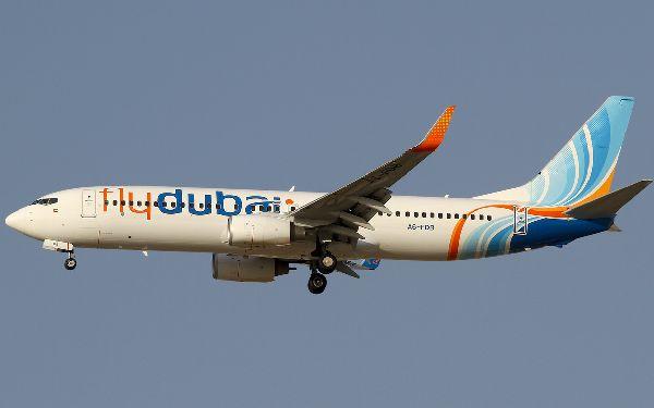 Flydubai incorpora a su flota diversas versiones del B737.