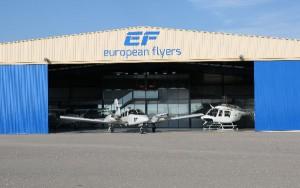 Una excelente oportunidad de visitar las instalaciones de European Flyers.
