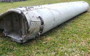 MH370 flaperon