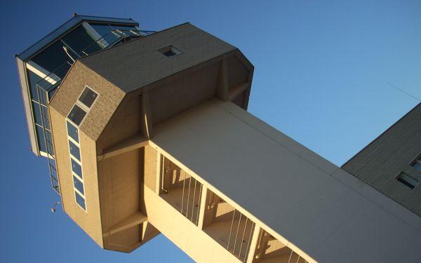 La torre de Sabadell es una de las que pasaron a manos privadas.