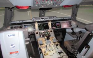 El nuevo simulador completa el equipamiento del Training Center de Airbus en Miami.