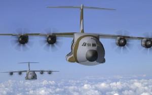 Los motores del A400M, punto débil del proyecto.