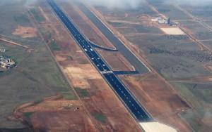 Las instalaciones permiten la llegada de aeronaves de grandes dimensiones.
