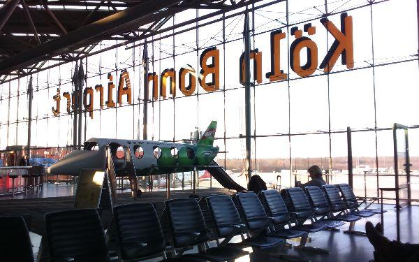 La terminal quedó desierta por unas horas.