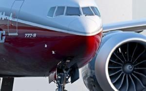 El nuevo motor supera en dimensiones a los que equipa el B777-9.