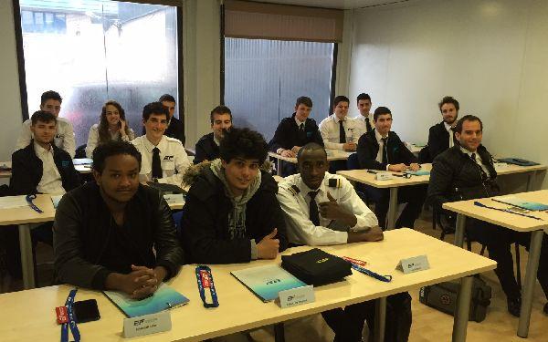 manifiesta internacionalidad entre los alumnos que inician ahora sus estudios.