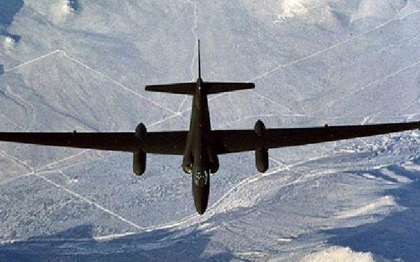 Avión espia U2