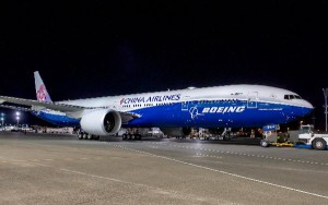 Boeing ve un buen cliente en China.