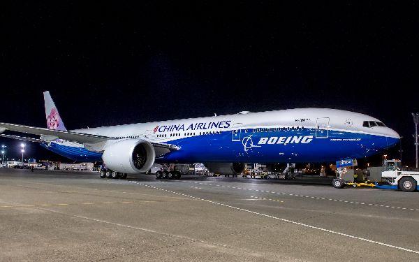 Boeing ve un buen cliente en China.