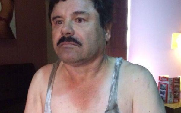 """El """"Chapo"""" Guzman se llama en realidad Joaquín Archivaldo Guzmán Loera."""