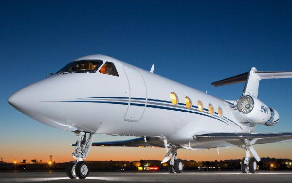 """El """"Chapo"""" poseía varios Gulfstream."""