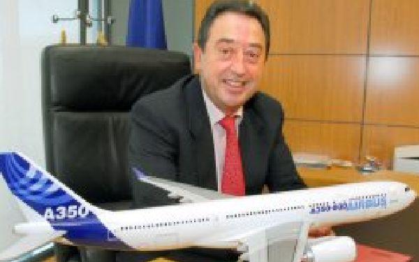 Manuel Hita fue director general de Airbus en España.