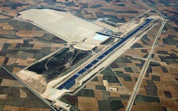 Aerop. Teruel aerea