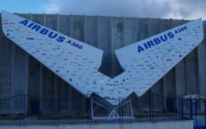 Varios componentes del A380 se fabrican en las factorías andaluzas e Airbus.