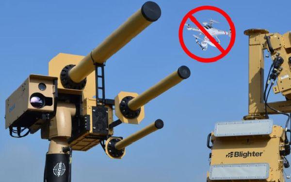 El sistema desactiva el canal de ordenes del dispositvo UAV.