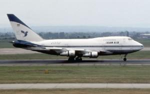 B747 Iran Air