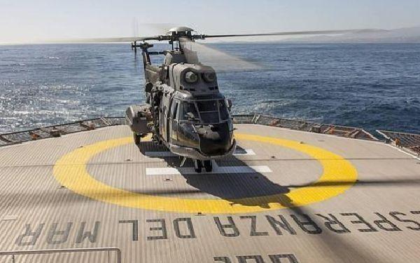 Helicoptero SAR