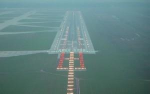 El nuevo dispositivo permite aterrizajes con muy baja visibilidad.