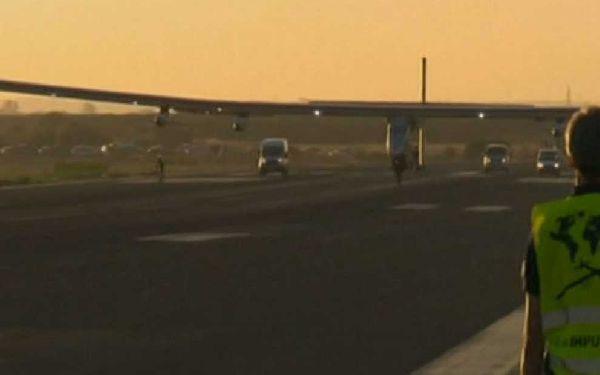 Solar Impulse Sevilla