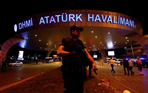 Aerop. Ataturk atent