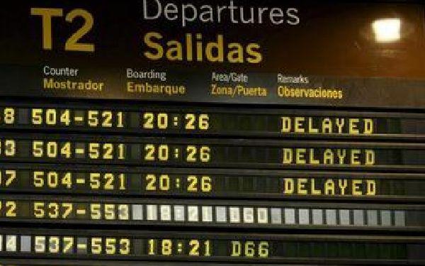 Las cancelaciones han afectado especialmente al aeropuerto de El Prat.