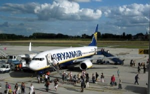 Ryanair ve peligrar las conexiones entre el continente y UK a causa del Brexit.